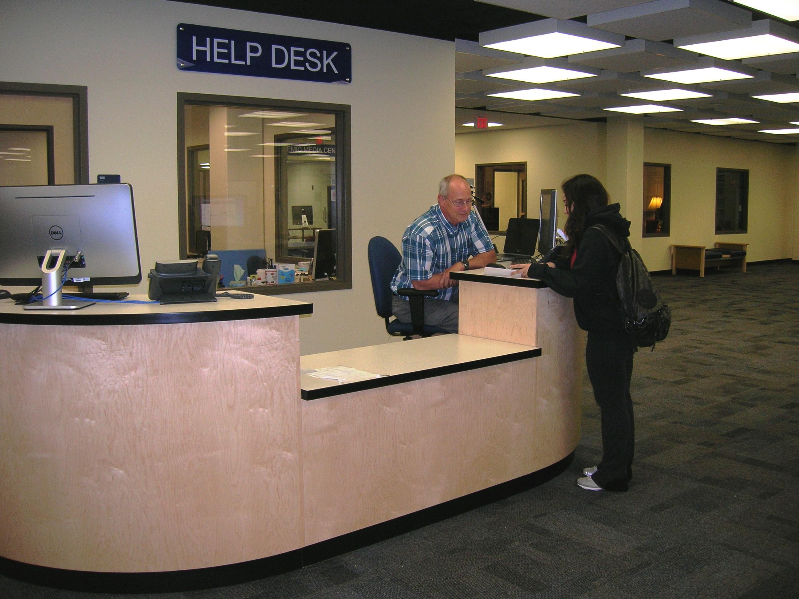 Call Help Desk