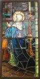 St. Anne Stained Glass Window