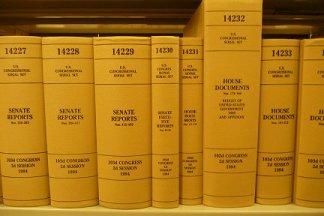 Serial Set in print; multiple volumes
