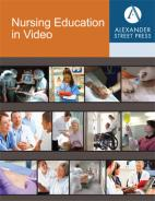 Graphic for Nursing Education in Video
