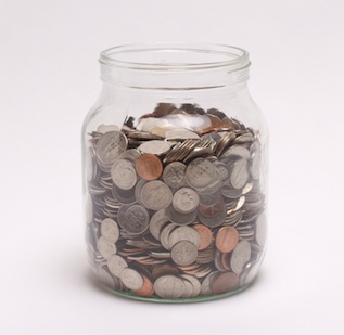 Money Jar Graphic