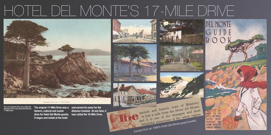17 Mile Drive brochure