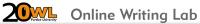 Purdue Online Writing Lab logo
