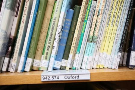 Books about Oxford