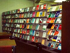 Periodicals at the Chemistry Library. This library is now closed.
