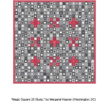 Magic Square 25
