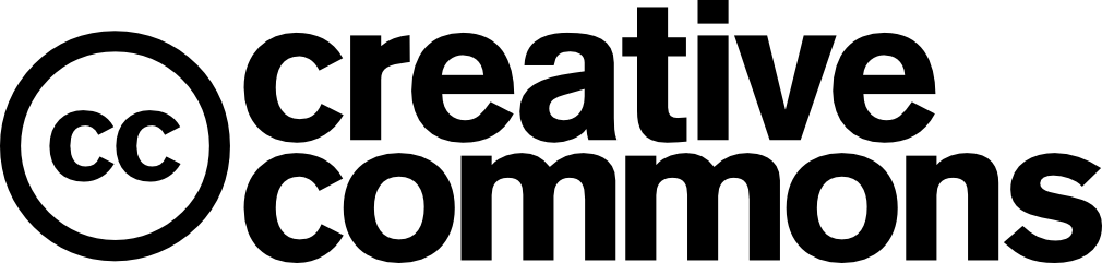 The Create Commons logo: Two C's in a circle