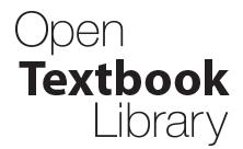 Open Textbook Library logo