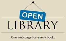 OpenLibrary Logo