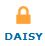 the word DAISY and a padlock