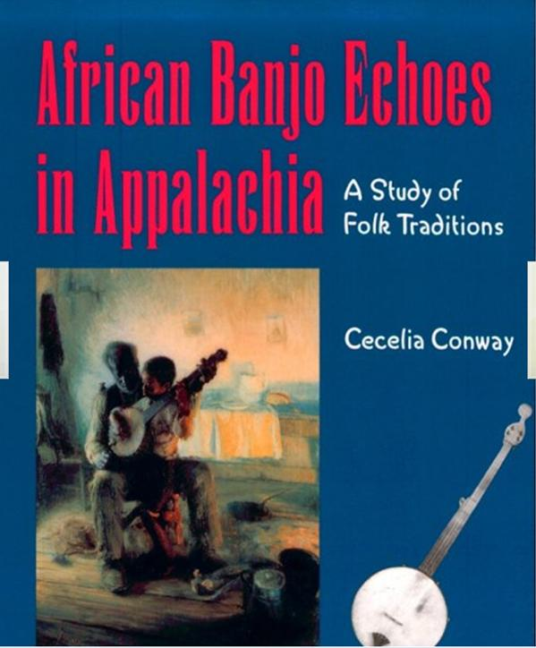 African Banjo Echoes cover
