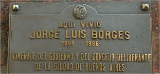 The Grave of Jorge Luis Borges