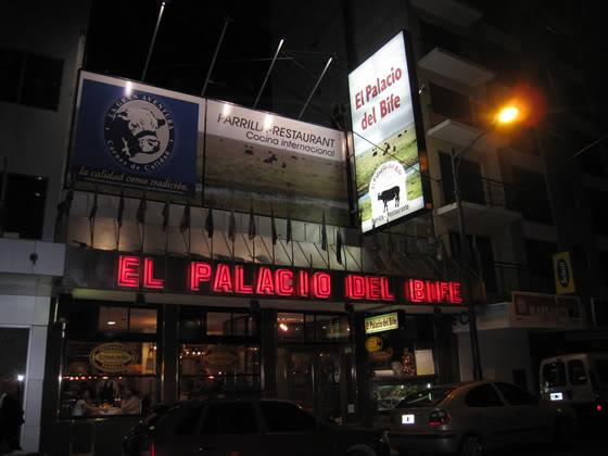 El Palacio del Bífe