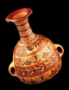 Inca bottle