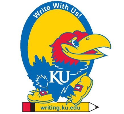 Writing Center Jayhawk