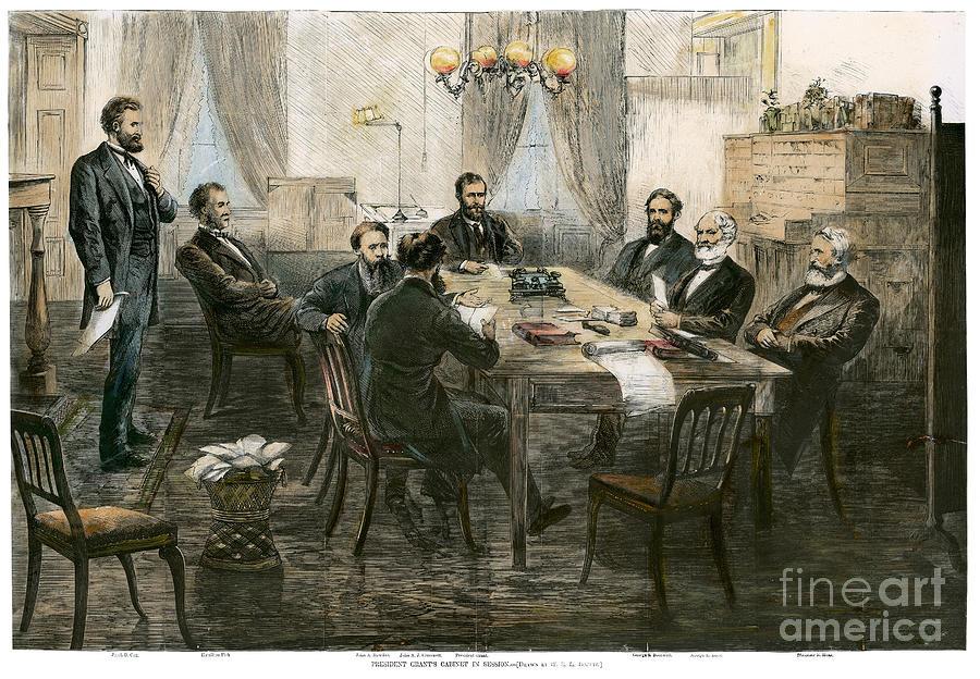Grant's Cabinet