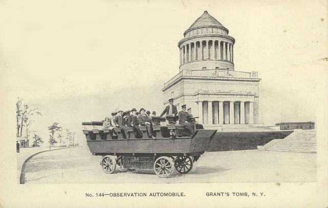 Tomb tourmobile