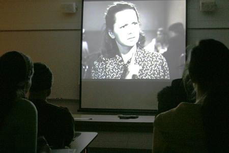 film in class