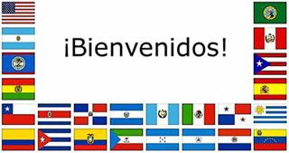 Bienvenidos! Flags
