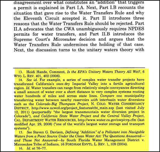 CitationChasingArticleWaterTransferRulesReferences2