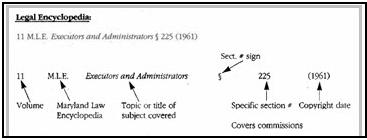 LegalCitationEncyclopedia