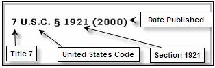 LegalCitationUS Code