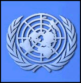 Graphic of the United Nations seal