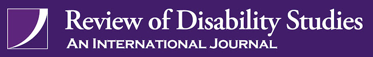 Review of Disability Studies Logo