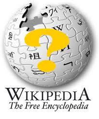 image of Wikipedia logo