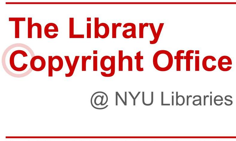 Library Copyright Office logo