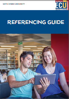 Picture of cover of REF GUIDE