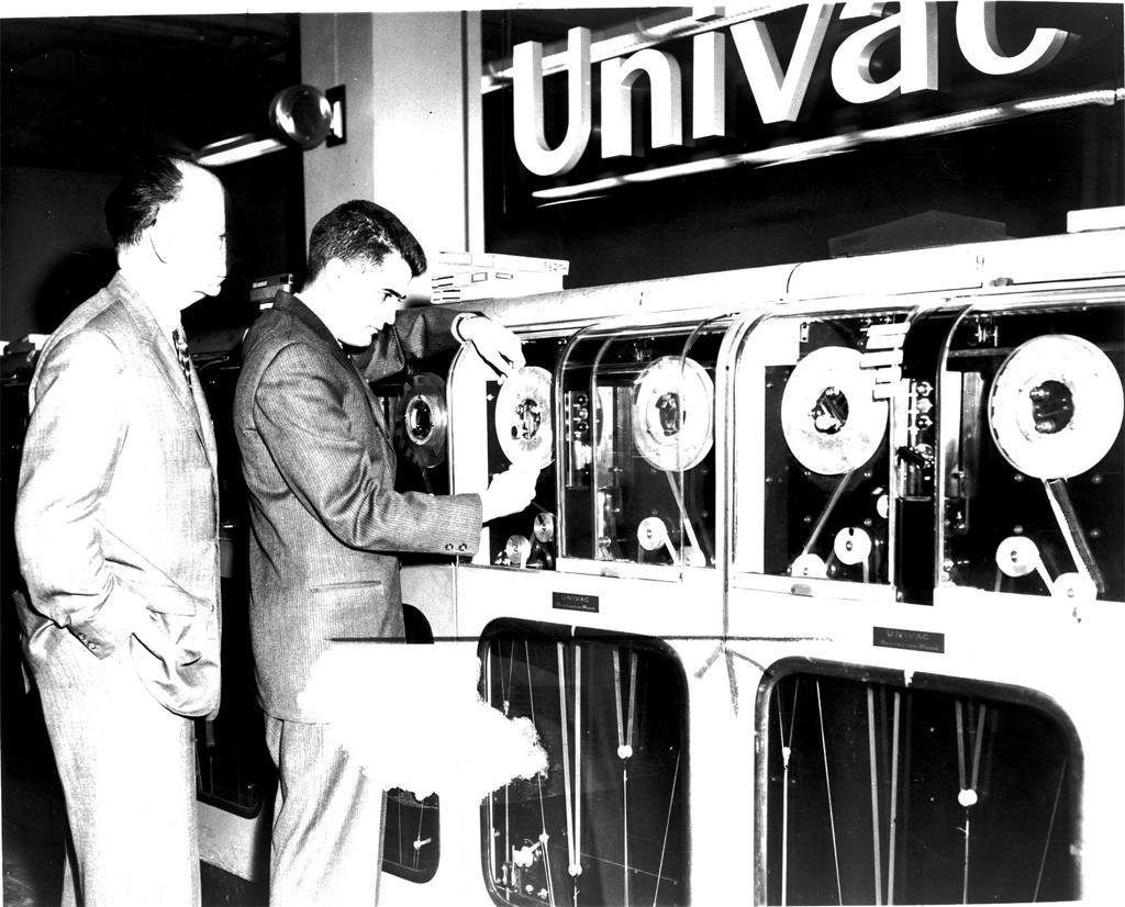 Univac Computer