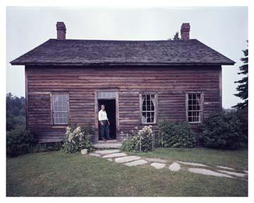 Brown Homestead, North Elba, N.Y.