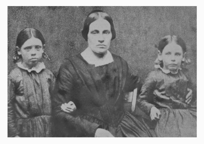 Mary, Sarah and Annie Brown