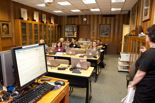 Library Training Room