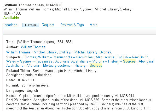 Primary source search 4
