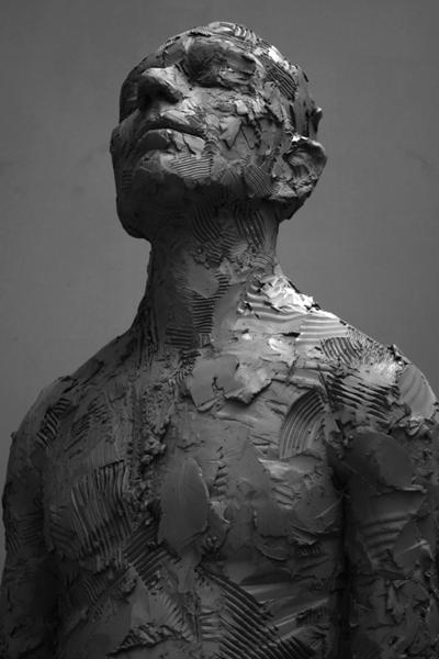 Sculpture by Carol Peace