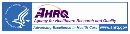 Agency for Healthcare Research & Quality logo