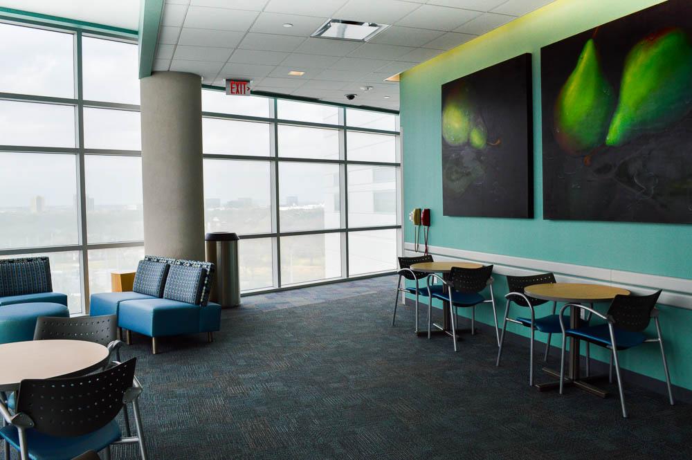 Dallas Center Study Space