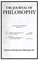 Journal of Philosophy