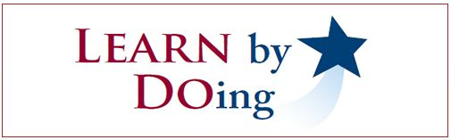 Learn by Doing - TWU QEP logo