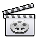 Filmreel icon by David Vignoni