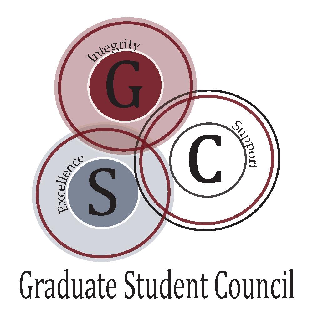 TWU Graduate Student Council logo