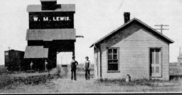 Lewis Elevator