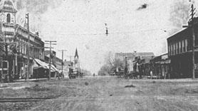 Main Street Ellinwood