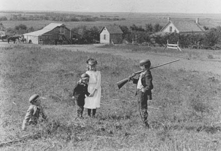 Polifka farm