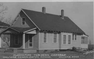 Agriculture Teachers Cottage