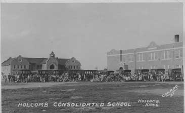 Holcomb Consolidated School