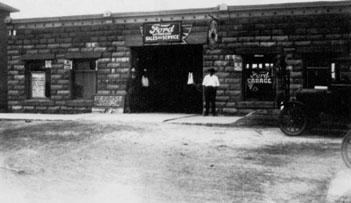 Albert Holmes Garage