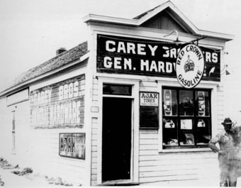 Carey Brothers' Store